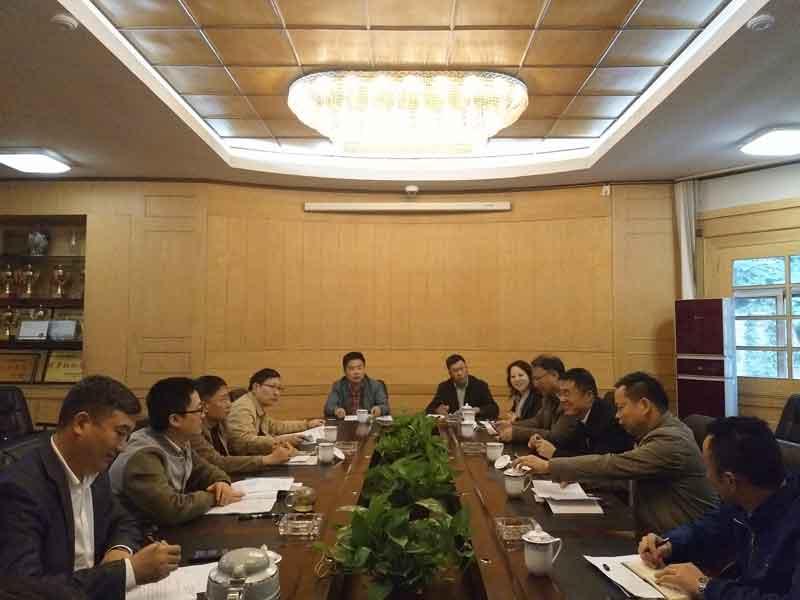 南京照明学会召开八届三次常务理事会